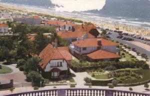 MONTEVIDEO, Uruguay, 1940-1960's; Zona Residencial Del Balneario Carrasco Con...
