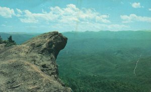 Blowing Rock, NC, The Blowing Rock, 1969 Chrome Vintage Postcard g8950