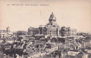 Courthouse - Palais de Justice - Brussels, Belgium - DB