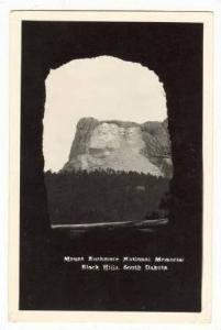 RP  Mount Rushmore, South Dakota, 30-40s