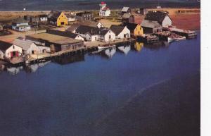 Rustico Harbor , P.E.I. , Canada , PU-1975
