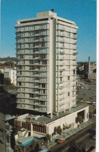VICTORIA, British Columbia, Canada, 1940-1960´s; Executive House, Classic Ca...