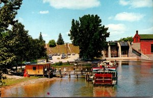 Michigan Au Sable River The River Queen