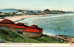 MA - Nantasket Beach. Beach View from Atlantic Hill