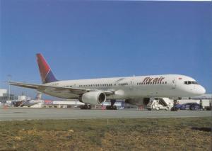 FLY AIR, Boeing 757-236, unused Postcard