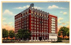 Georgia  Columbus  Ralston Hotel