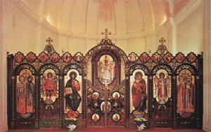 Interior, ICONOSTAS, Sts. Cyril and Methodius CHurch (Ukranian Catholic) St. ...