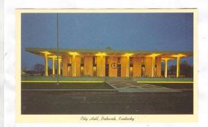 City Hall, Paducah, Kentucky, 40-60s