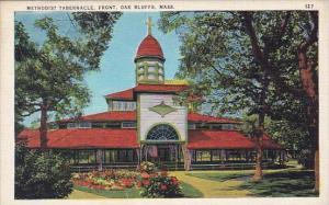 Massachusetts Methodist Tabernacle Front Oak Bluffs