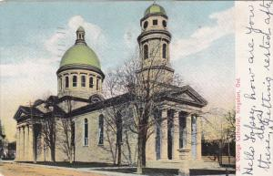 St. Georgs Cathedral, KINGSTON, Ontario, Canada, PU-1907
