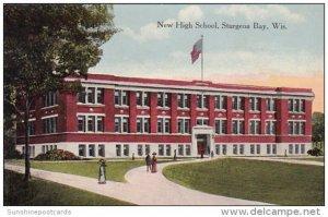 New Highschool Sturgeon Bay Wisconsin