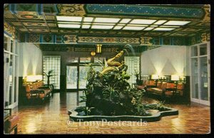 The Golden Dragon Lobby, The Grand Hotel