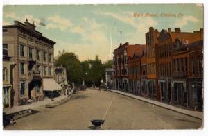 Main St, Canton PA