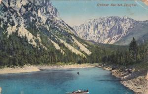 Gruner See Bei Tragoss, STYRIA, Austria, 1900-1910s