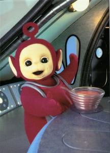 British Pre-School Children's Television Series TELETUBBIES, Po (1996) 3
