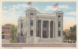 TRINIDAD , Colorado , 1910s ; City Hall