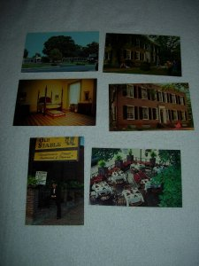 Bardstown KY - Lot Of 6 Great Vintage Postcards - x0565