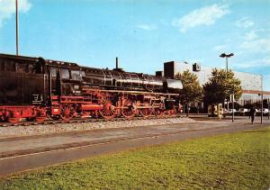 Braunschweig Hauptbahnhof Schnellzug Lokomotive 01 Baujahr 1939