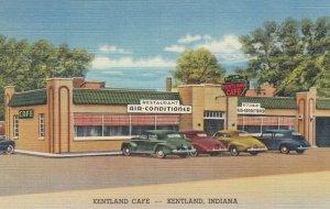 KENTLAND , Indiana , 1930-40s ; Kentland Cafe