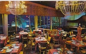 Le Mont Top Of The Town Restaurant Interior Pittsburgh Pennsylvania