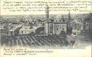 Caire Eqypt Mosquee Sultan Hassan  Mosquee Sultan Hassan