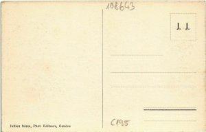 CPA CHAMONIX - La Mer de Glace (108643)