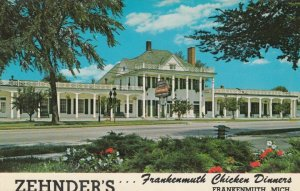 FRANKENMUTH , Michigan , 50-60s ; Zehnder's Restaurant