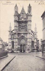 France Verdun Notre-Dame vue de face 1907