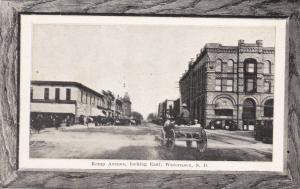 WATERTOWN , South Dakota, 00-10s ; Kemp Avenue, Looking East