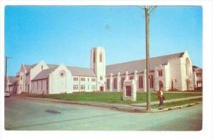First Methodist Church , Seguin , Texas, 40-60s