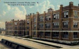 Gerlach-Barklow Calendar Works - Joliet, Illinois IL