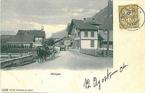 Ansichtskarten Schweiz VINTAGE POSTCARD: SWITZERLAND - BONIGEN 1904