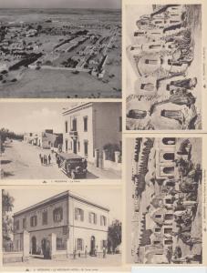 MEDENINE TUNISIE Afrique 28 Cartes Postales 1900-1940.