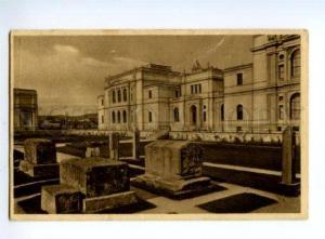 132963 BOSNIA SARAJEVO Museum Vintage military RPPC