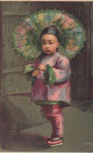Chinese Child , 00-10s ; TUCK 6296