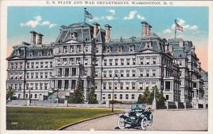 U S State And War Departments Washington D C