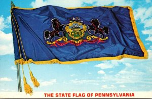 Pennsylvania The Official State Flag