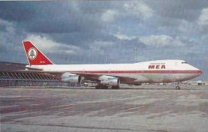 MIDDLE EAST AIRLINES BOEING 747-2B4B SCD
