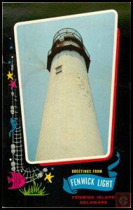 Fenwick Lighthouse, Fenwick Island, DE