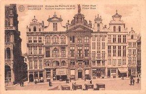 Maison des Tailleurs et de Victor Hugo Bruxelles Belgium Unused