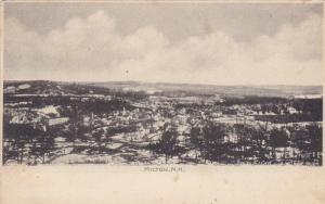 MILTON, New Hampshire, 1900-1910's; General View