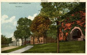 MN - Minneapolis. University of Minnesota, Shevlin Hall