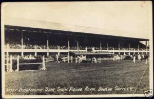 ireland, Army Gymnastic Team Track Royal Dublin Society