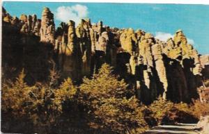 US Arizona. Chiricahua National Monument. Natural Artistry in the Mountains