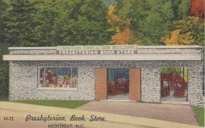 MONTREAT , North Carolina, 30-40s ; Presbyterian Book Store