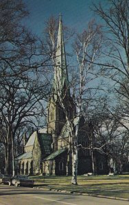 FREDERICTON, New Brunswick, 1950-1960's; Christ Church Cathedral