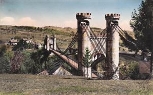 France Cruseilles Le vieux pont de la Caille