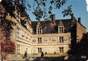 BR15558 Chateau de Montal Joyau de la renaissance cour d honneur  france
