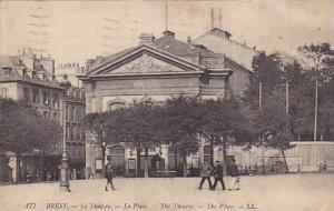 Brest , France , PU-1918 ; Le Theatre