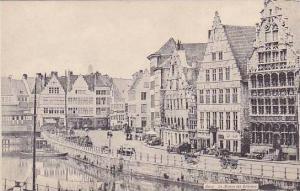 Bird´s Eye View of La maison des Bateliers, Gand, Belgium , 00-10s